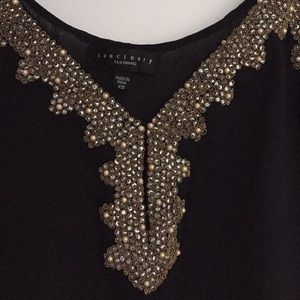 Tops - Sanctuary embellished blouse.